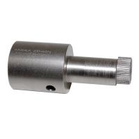 Eccentric clamping rod M33