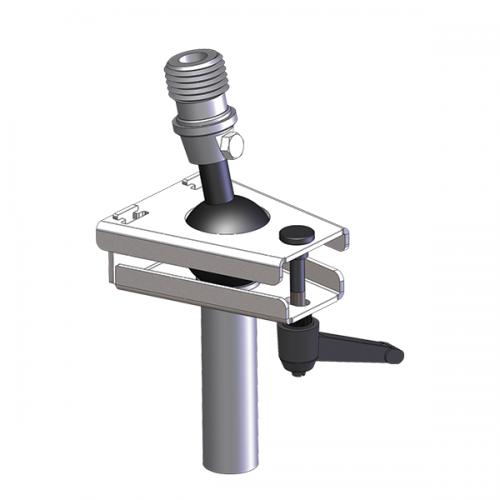 Tilting M33 chuck holder