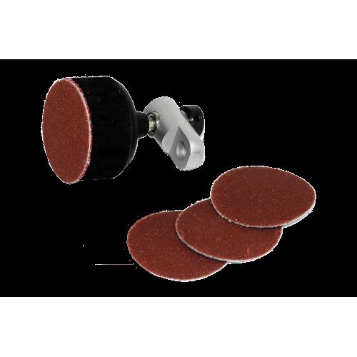 Bowl sander holder
