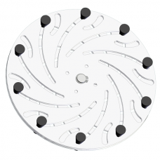 Self-centering clamping plate