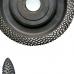 Gehackte Raspelscheibe konisch 125mm