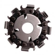 50mm disk z verižno žago