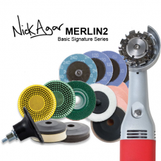 Merlin2 Nick Agar Basic komplet