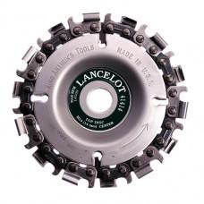Lancelot disk z verižno žago, 14 zob