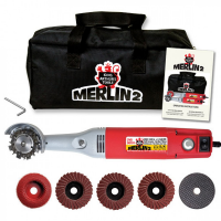 Merlin2 Universal Wood Carving Set