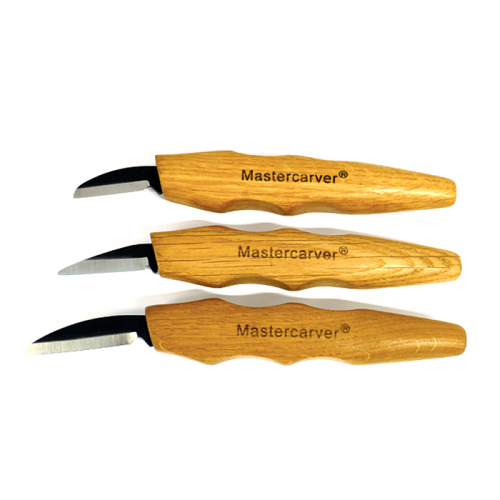 Mastercarver knife set