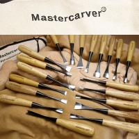 20-tool sculpture carving set
