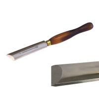 Woodturning Oval Skew Chisel - HSS