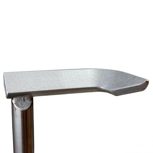 Bent toolrest 120x70 mm