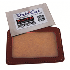 Orbicut sharpening card