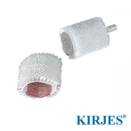 Bürstenhülse für Kirjes Schleifwalze Ø20 mm (2 Stück)