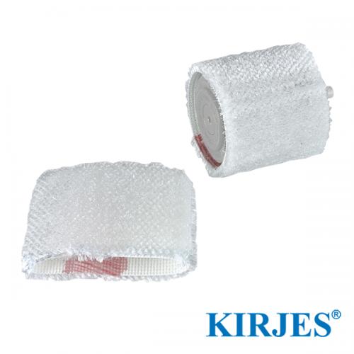 Bürstenhülse für Kirjes Schleifwalze Ø42 mm (2 Stück)