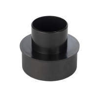 Adapter from 100 to 58/63mm hose