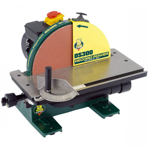 300 mm Cast Iron Disc Sander