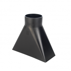 4 Inch Dust Hood (10 Inch Nozzle)