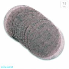 Schleifnetz Mirka Abranet Ø77mm (10 Stück)