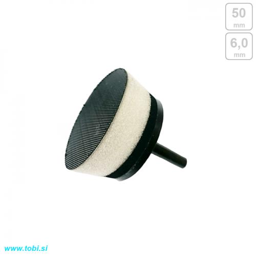 Soft foam bowl sander Ø50mm