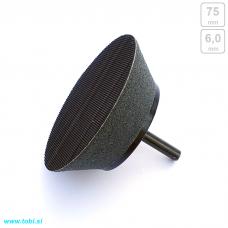 Ø75mm MittelHart Schaum Schleifkörper