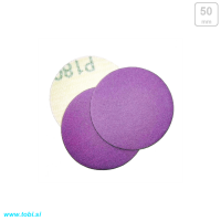 Sandpaper discs  Ø50mm (25 pcs)
