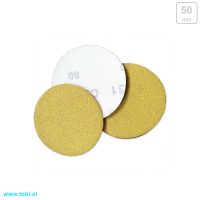 Sandpaper discs Ø50mm (50 pcs)