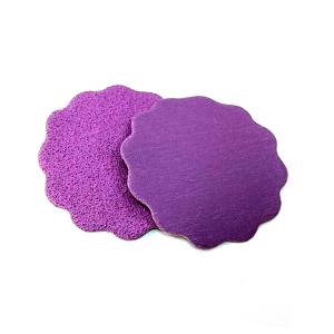 Wavy sandpaper discs 50mm