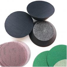 Sanding foam discs Ø75mm