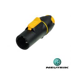 Connector NAC3MX-W