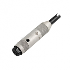 Handpiece for flexible shaft with chuks up to 6mm