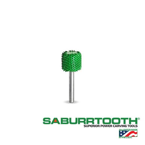 Cylinder burr Ø12,7mm with radius end