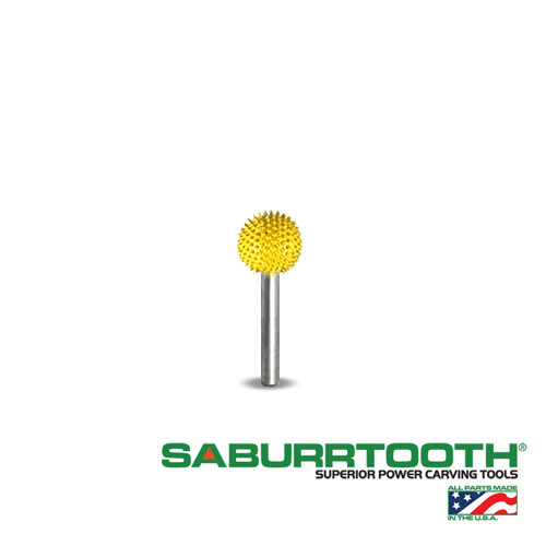 Sphere burr Ø9,5mm