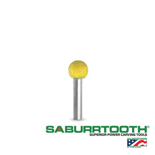 Sphere burr Ø12,7mm
