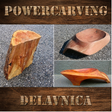 PowerCarving delavnica