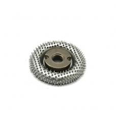 Manpa 50 mm Gewölbte Raspelscheibe