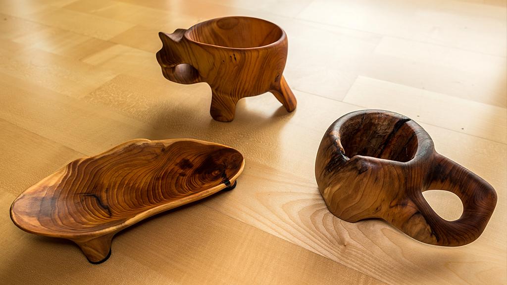 Slovenski leseni izdelki v oddaji Fokus