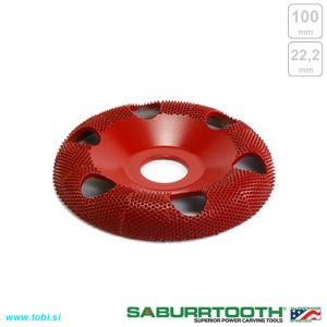 Saburrtooth 100 w Holes